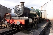 <h5>Visitor GWR Manor Class No.7821 Ditcheat Manor</h5>
