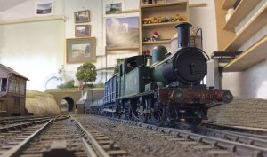 LGL Siting your Model railway