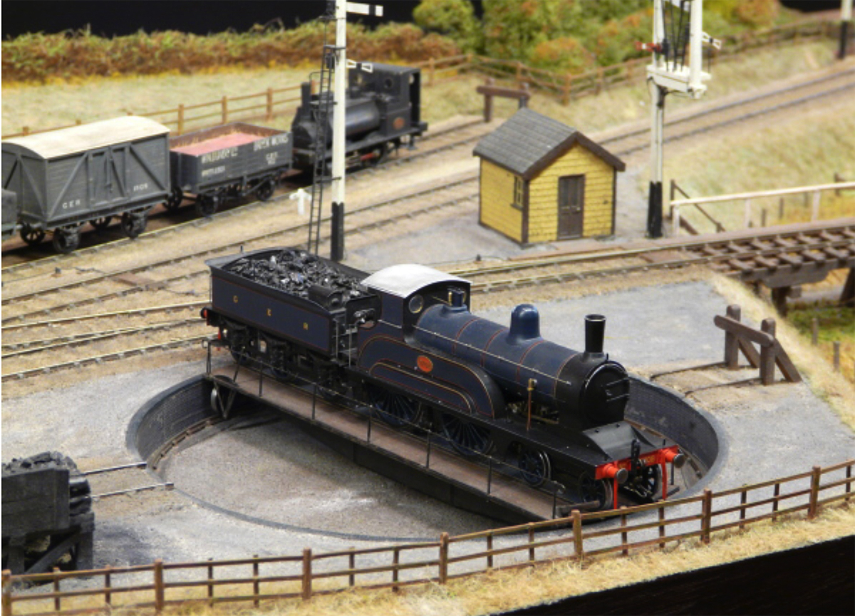 S Scale Model Railway Society