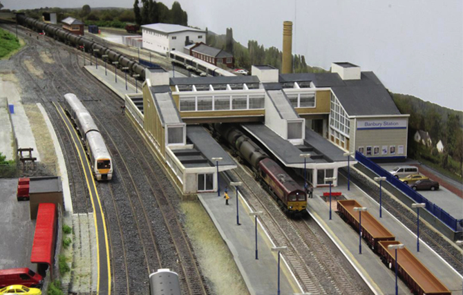 City of Canterbury MRS - Canterbury Model Railway Exhibition