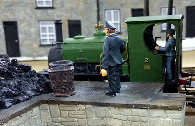 Crawley Model Railway Society Exhibition