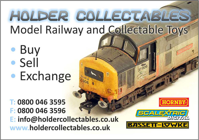 Holder Collectables