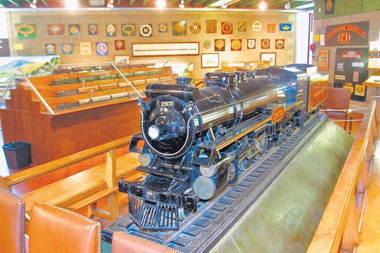 Model Railway On Track For Malahide Return