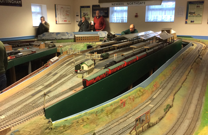 Gainsborough Model Railway Society 10