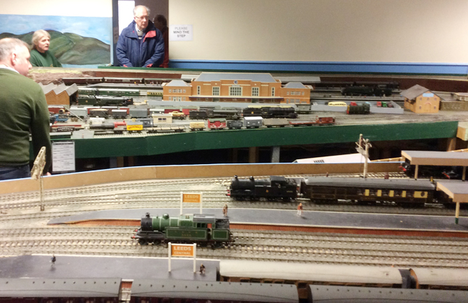 Gainsborough Model Railway Society 11