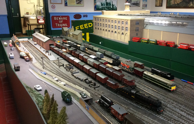Gainsborough Model Railway Society 7