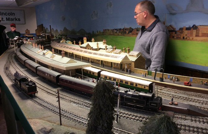 Gainsborough Model Railway Society 8