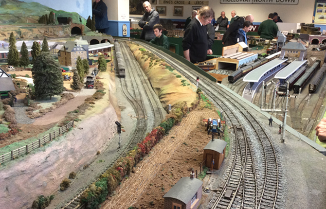 Gainsborough Model Railway Society 9