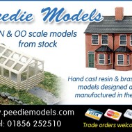 N & OO Scale Model Manufactures