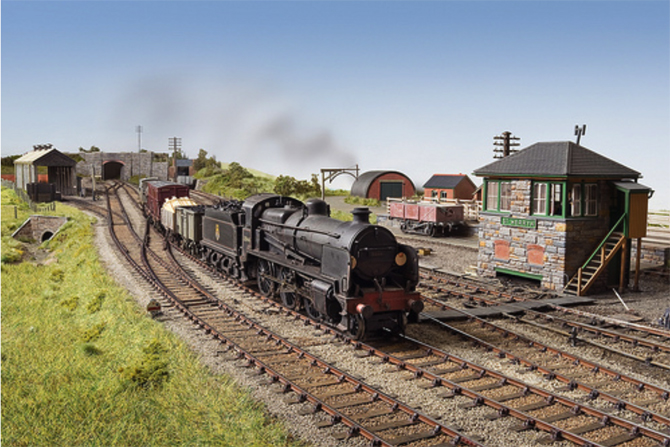 East Anglian Model Railway Club 2015 Exhibition