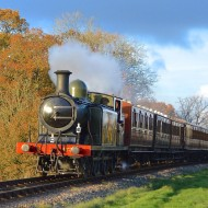 Bluebell Railway, Sussex