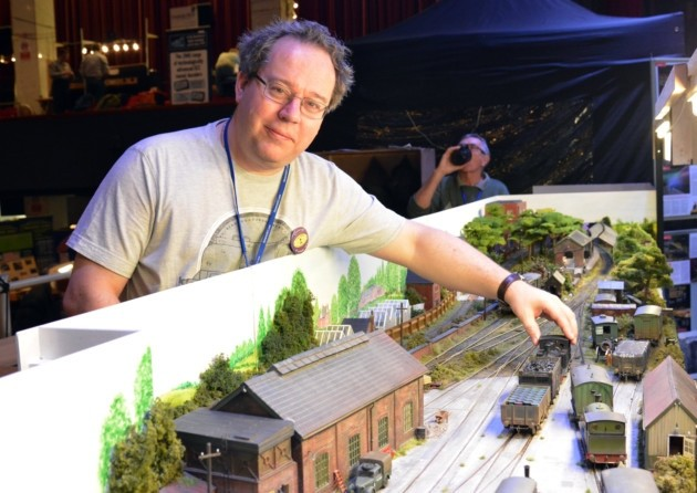 A World In Miniature At St Albans Model Railway Exhibition
