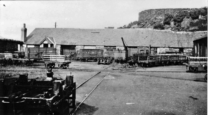 Archaeology Dig On The Ffestiniog Railway