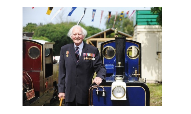 Would You Like To Volunteer To Keep The Trains Running?