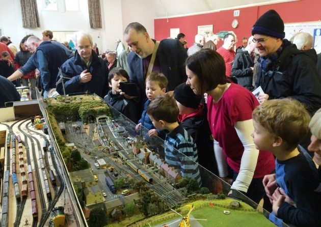 Steaming Success At Saffron Walden Model Railway Show
