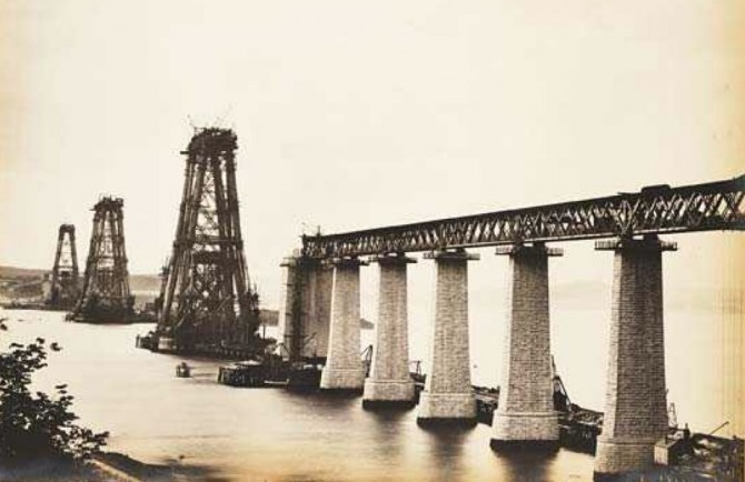 Forth Railway Bridge 150th Anniversary