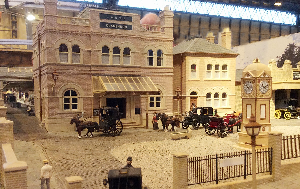 Model Railway Society's 40th Anniversary Exhibition