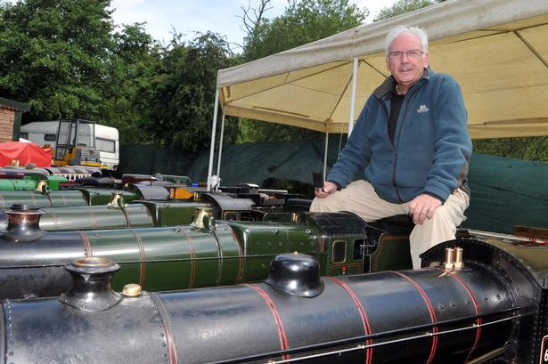 Pete Waterman Selling Off Railway Collection