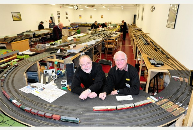 Famous Trains Model Railway Project
