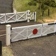 Crossing Gate Models