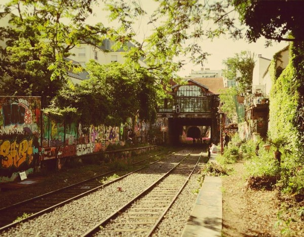 A Walk Along The Paris Inner City Railway, Abandoned Since 1934