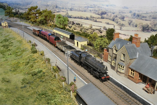 Redditch Model Railway Club – 42nd Redditch Model Railway Exhibition