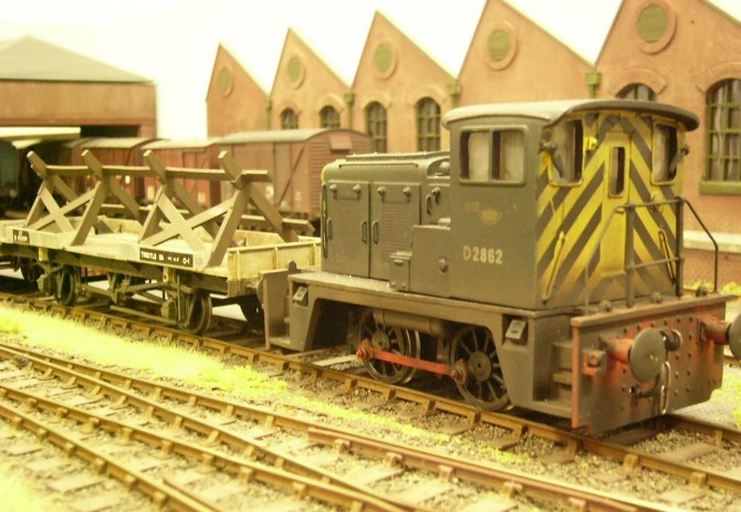 Huddersfield Railway Modellers – Annual Exhibition