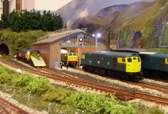 Warrington Model Railway Club – Warrington Model Railway Exhibition
