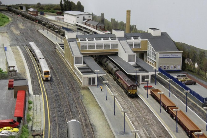 Isle of Wight Model Railway Group – Wightrail 2015