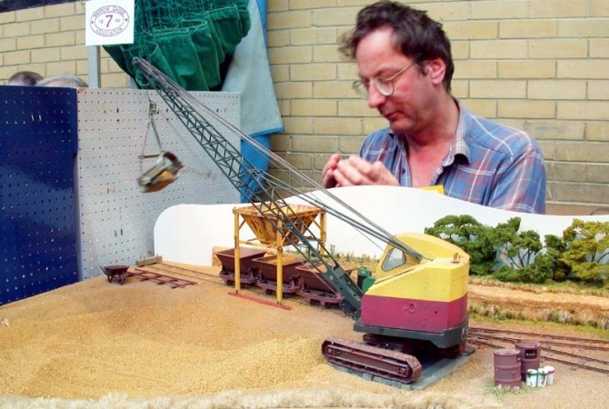 Steam in Beds 2015 – Bedfordshire 16mm Narrow Gauge Group