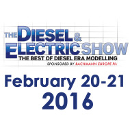NEW EVENT! The Diesel & Electric Show: The Best of Diesel Era Modelling Sponsored by Bachmann Europe Plc