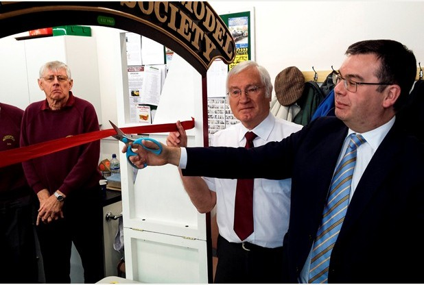 Milton Keynes Model Railway Club Opens New Headquarters