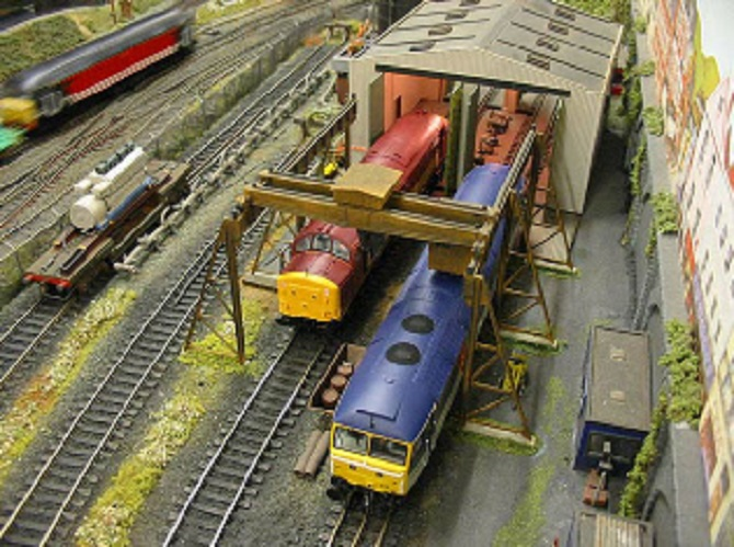 Egham & Staines Model Railway Show