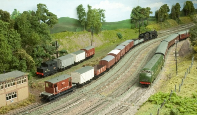 Bournemouth Model Railway Exhibition
