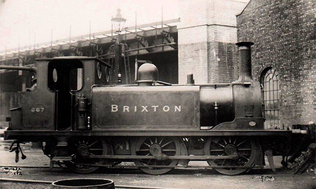 """Brixton"" a Victorian Steam Engine"