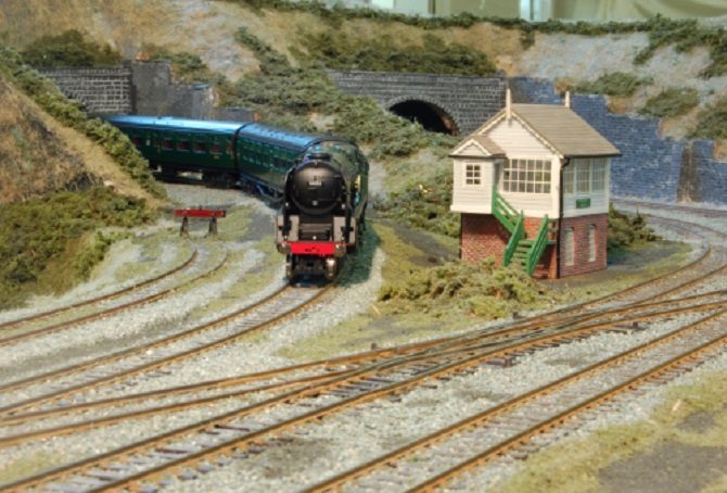 March & District Model Railway Club – 10th Anniversary Exhibition