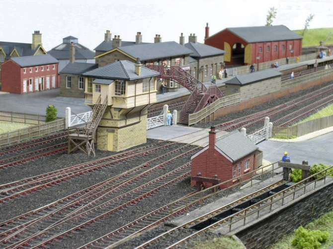St Neots Mrc East Anglian Model Railway Exhibition