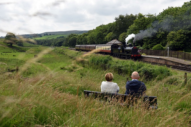 Britain's Heritage Railways Are Booming