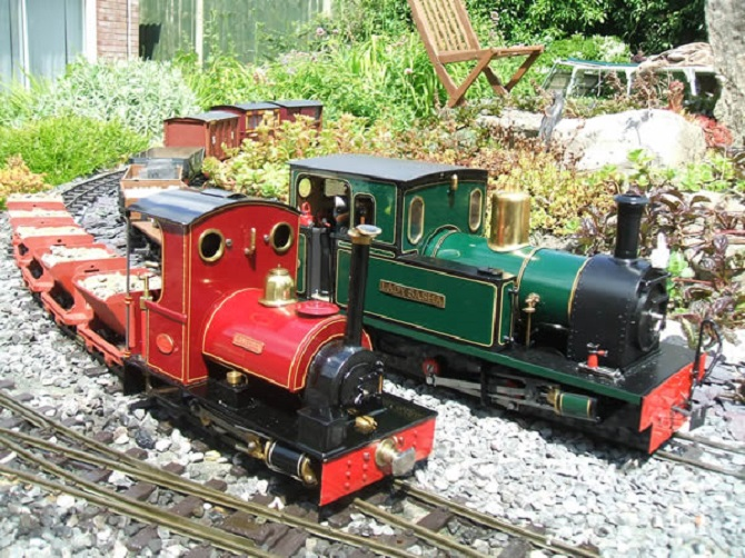 National Garden Railway Show (Peterborough)