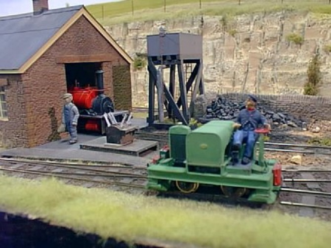 Narrow Gauge South 2016 (Winchester)
