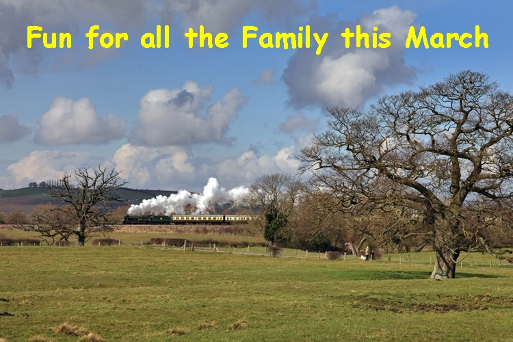 Gloucestershire & Warwickshire Steam Railway