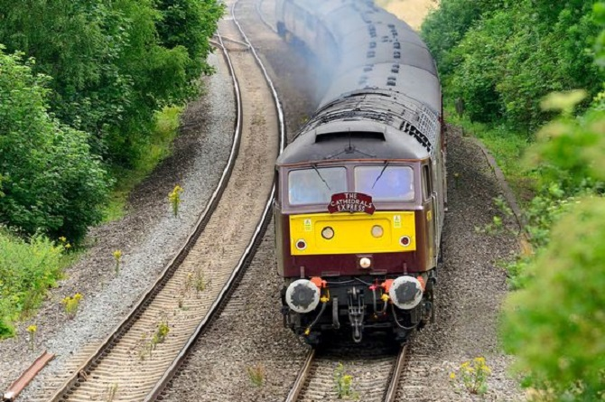 SteamTrain Galatea To Be Replaced