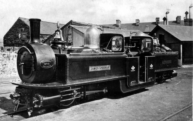Ffestiniog Railway To Build Seventh 'Double Loco'