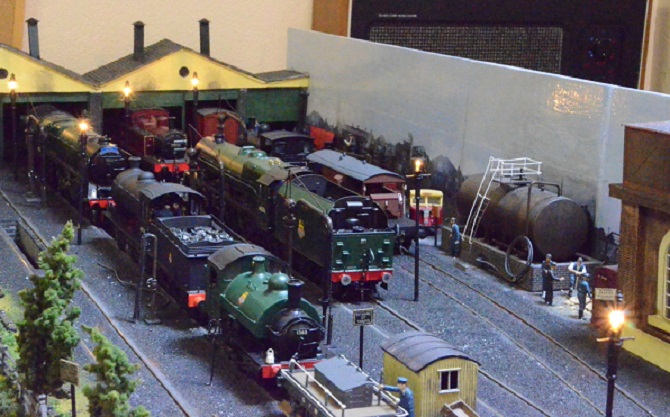 Diss & District Model Railway Society – Rickinghall Model Railway Show