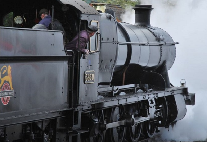 Dinmore Manor Locomotive Ltd.