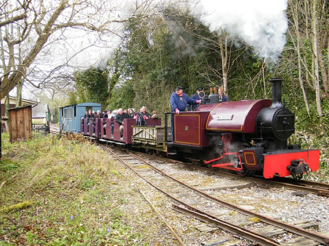 Amberley Museum & Heritage Centre Gala and Model Railway Exhibition