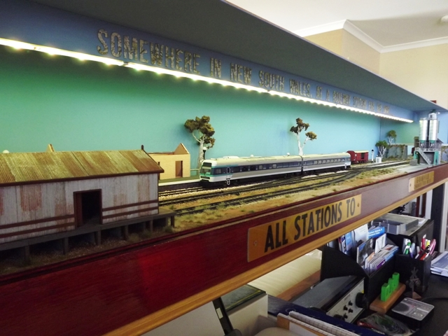 Philden Model Railway