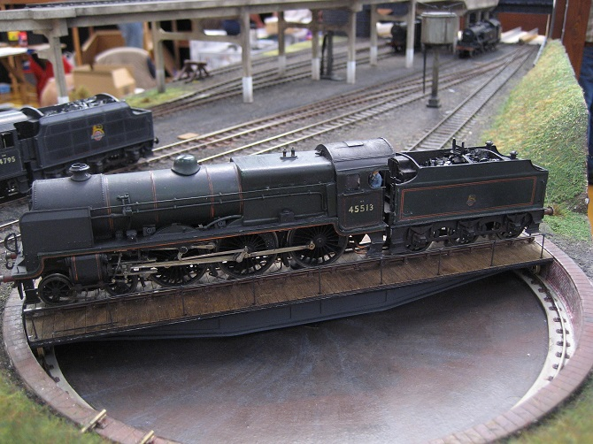 Portsmouth Model Railway Exhibition