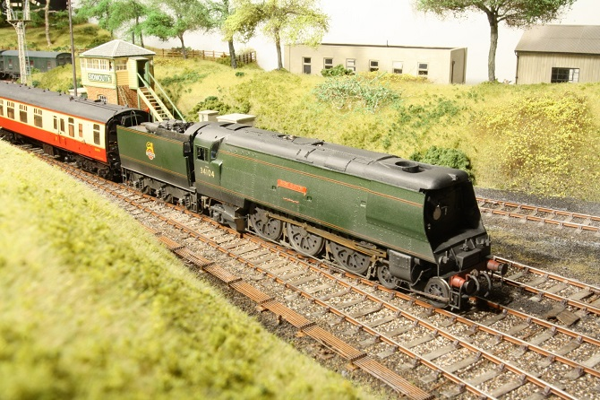 Chiltern Model Railway Exhibition Stevenage