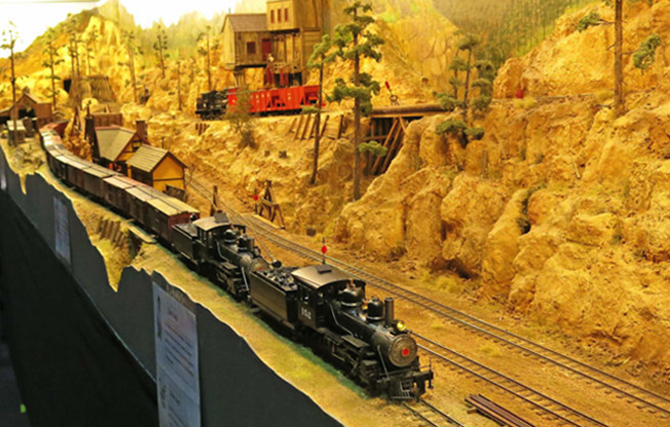 Kendal Model Railway Club – Model Railway Exhibition